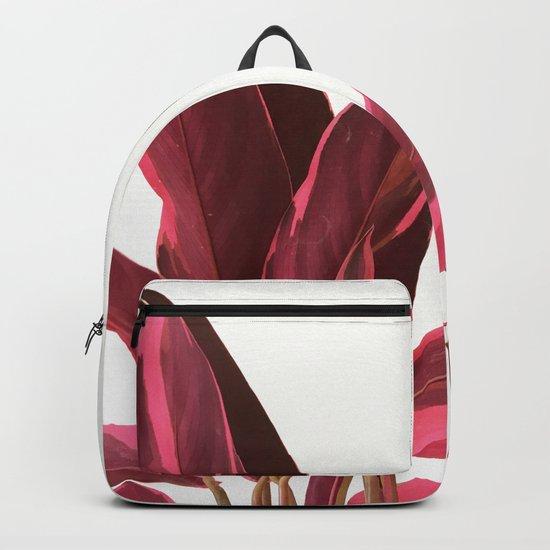 Red Leaves II Backpack