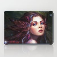 fairy iPad Cases featuring Fairy  by Westling