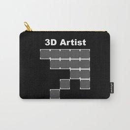 3D Artist Carry-All Pouch