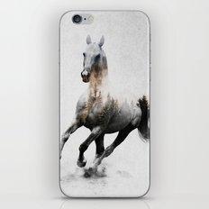 Galloping Horse iPhone & iPod Skin