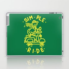 Simple Ride Laptop & iPad Skin