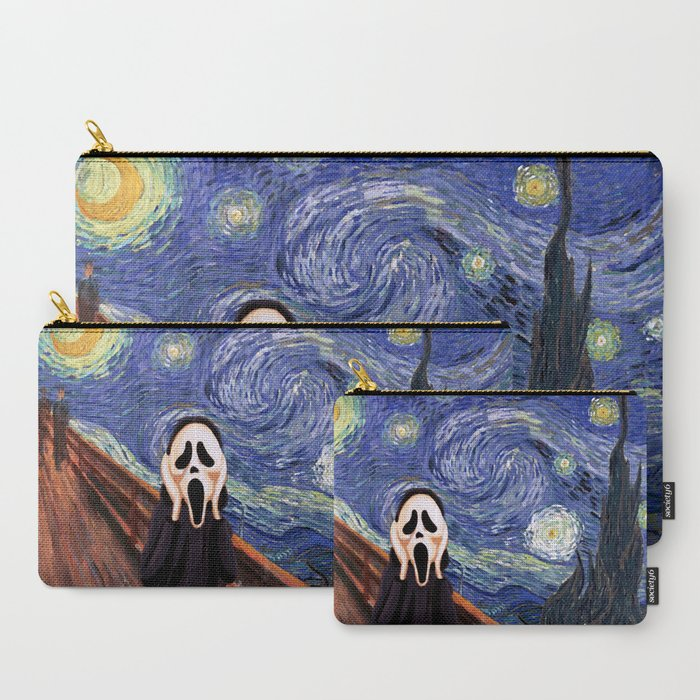 Scream Scary movie Carry-All Pouch