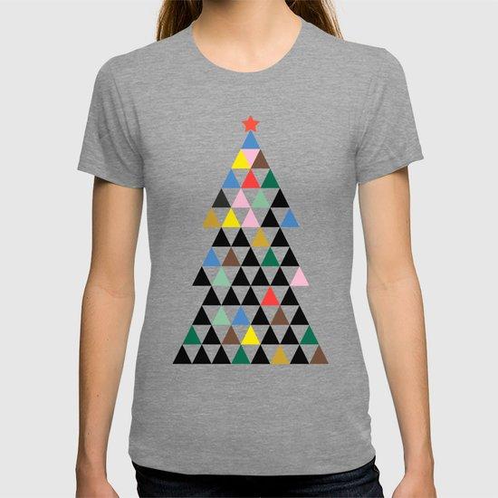 Geometric Christmas Tree by bitart