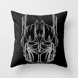 Pinstripe Prime Throw Pillow