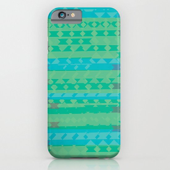 Summertime Green iPhone & iPod Case