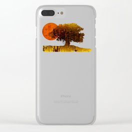 Under the tuscan sun Clear iPhone Case