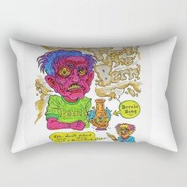 Bern Out Rectangular Pillow