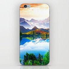 Beauty Sunshine iPhone & iPod Skin