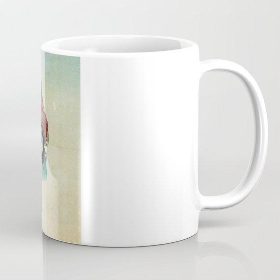 mini ying and yang Mug