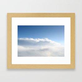 ICE WAVE II Framed Art Print