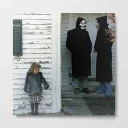 Brand New – The Devil And God Are Raging Inside Me Metal Print