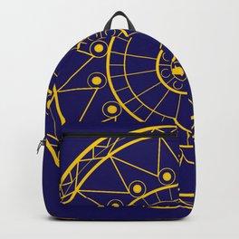 Michigan Mandala Backpack