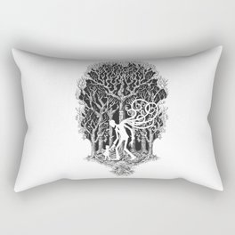 F O L L O W S Rectangular Pillow