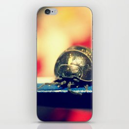 Hello there, Mr. Roly Poly. iPhone Skin