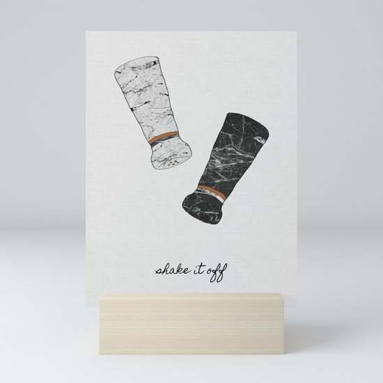 Shake It Off, Food and Drink by paperpixelprints
