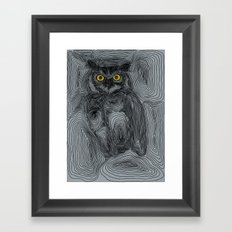 Sava Framed Art Print