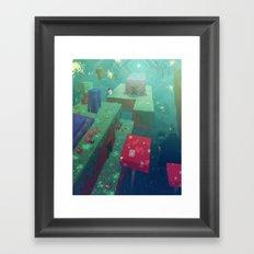 Gomez, El Corajoso Framed Art Print