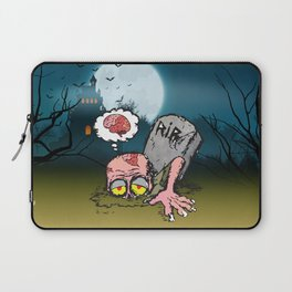 I'll be back now Laptop Sleeve