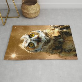 King of space Rug