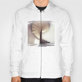 Spiral frontal Hoody