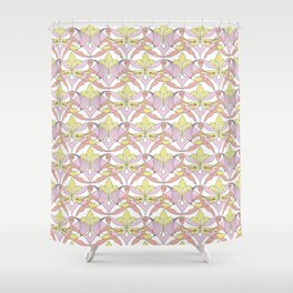 Interwoven XX_Cherry Blossom Shower Curtain