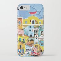 mexico iPhone & iPod Cases featuring Mexico by Francesca Sacco