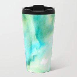 Abstract #52 Travel Mug