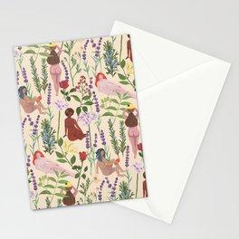 Aromatherapy Garden Stationery Cards