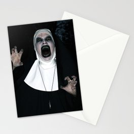 Valak Screaming Stationery Cards