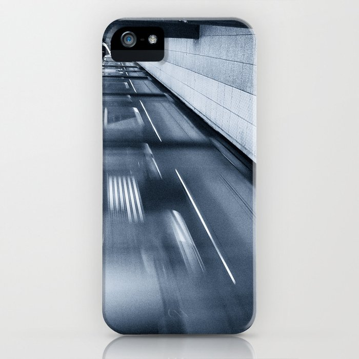 Bryant Park Subway iPhone Case