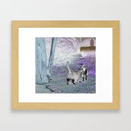 Another Life (2 of 3) Framed Art Print