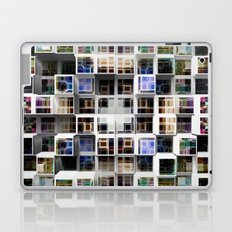 Colorful 3D Cubes Laptop & iPad Skin