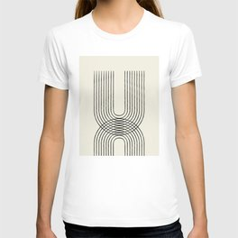 Arch duo 1 Mid century modern T-shirt