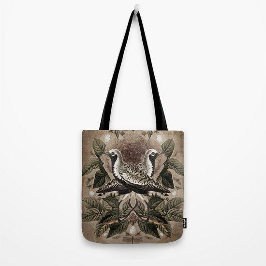Pluvialis squatarola Tote Bag