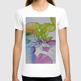 Water Color Lily T-shirt