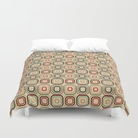 square Duvet Covers featuring Square by samedia
