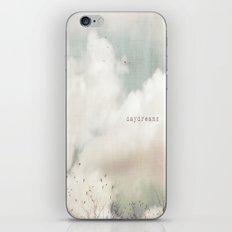 Daydreams iPhone & iPod Skin