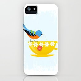 Put The Kettle On iPhone Case