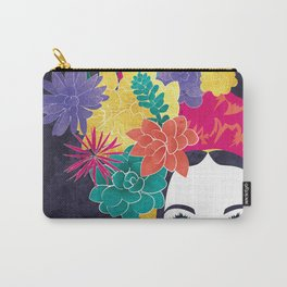Succulent Eyes Carry-All Pouch