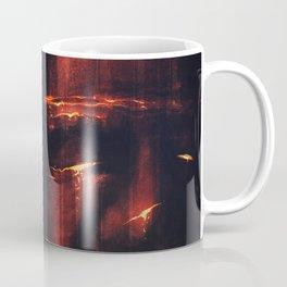 Red I Coffee Mug