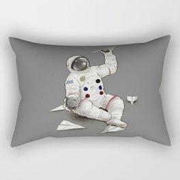 Astronaut in Training Rectangular Pillow