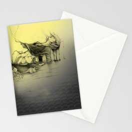 Reverse Moments Stationery Cards