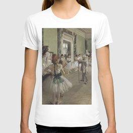 Edgar Degas - La Classe de danse.jpg T-shirt
