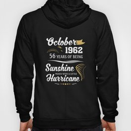October 1962 Sunshine mixed Hurricane Hoody