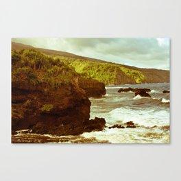 Vintage Maui 5 Canvas Print
