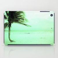 palm iPad Cases featuring Palm by Julia Aufschnaiter