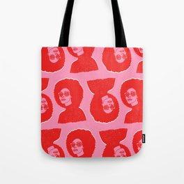 Kara Pattern Tote Bag