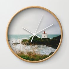 New Zealand: Bluff Lighthouse Wall Clock