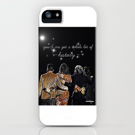 One Direction - History iPhone Case