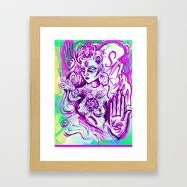 Samsara V2 Framed Art Print